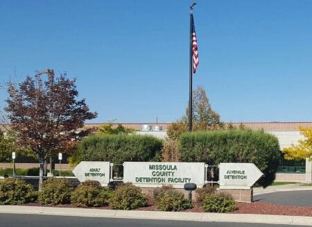 Missoula county Detention